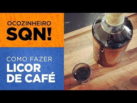 Licor de Café - rec 5