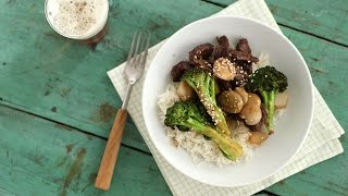 Broiler Beef & Broccoli - Everyday Food with Sarah Carey by Everyday Food