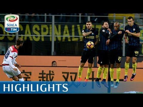 Inter Crotone 3-0. Panettone farcito con tripla crema neroazzurra