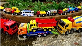 Nonton Car Toys Playing For Children | Construction Truck and Excavator For Kids Film Subtitle Indonesia Streaming Movie Download