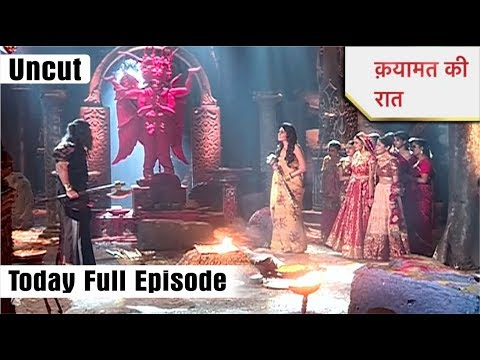 """Qayamat Ki Raat"" Serial 15th December Full Episode 