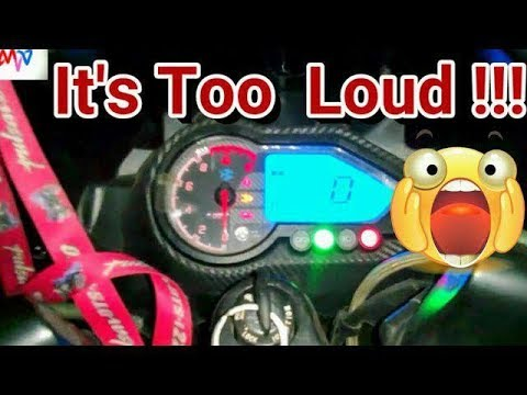 Video Pulsar 220 bs4   Walk around / Engine Sound   It's Too Loud   Vroom Vroom - 2017 download in MP3, 3GP, MP4, WEBM, AVI, FLV January 2017