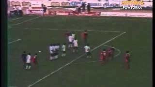 QWC 1990 Tunisia vs. Zambia 1-0 (27.08.1989)