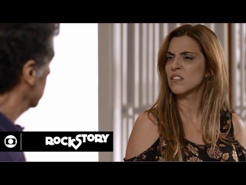 Rock Story: Rock Story: capítulo 157 da novela, quinta, 11 de maio, na Globo
