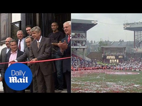 Highbury Stadium: From Football Icon To Apartment Complex - Daily Mail