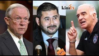 Video Peguam Negara AS 'petik' 1MDB, TMJ cabar Gomez ke mahkamah - Sekilas Fakta, 5 Dis 2017 MP3, 3GP, MP4, WEBM, AVI, FLV Juni 2018