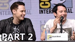 More Celebrity News ►► http://bit.ly/SubClevverNewsThe cast of Dirk Gently discuss discuss what to expect from season 2 and more Comic Con 2017.For More Clevver Visit:There are 2 types of people: those who follow us on Facebook and those who are missing out http://facebook.com/clevverKeep up with us on Instagram: http://instagr.am/ClevverFollow us on Twitter: http://twitter.com/ClevverTVWebsite: http://www.clevver.com Add us to your circles on Google+: http://google.com/+ClevverNewsTweet Me: http://www.twitter.com/