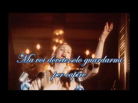 Don't Cry For Me Argentina ♥  Madonna  ~ Traduzione in Italiano