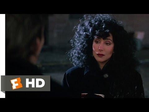 Moonstruck (9/11) Movie CLIP - Get In My Bed (1987) HD