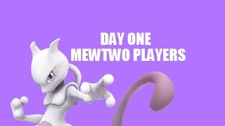Day one Mewtwo players…