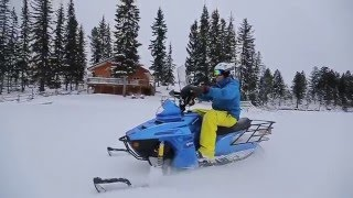 9. YOUTH SLED by GIO - ARCTICA 200cc  -  www.ATVTODAY.ca