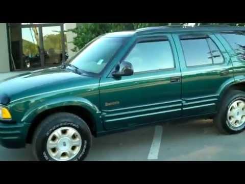 Oldsmobile Bravada Gainesville Fl 1-866-371-2255  1997 Olds Bravada