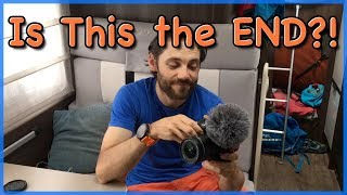 Is this the end? by The Climbing Nomads