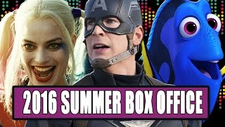 16 Summer 2016 Box Office Predictions by Clevver Movies