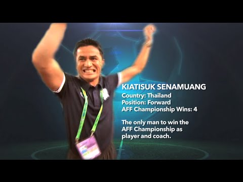 AFF Legends: Kiatisuk Senamuang (Thailand)
