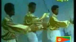 Eritrea - Temesgen Michael Sings Mendertina Eritra In Bilen