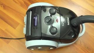 Philips Jewel FC9062 Torbalı Elektrikli Süpürge İncelemesi
