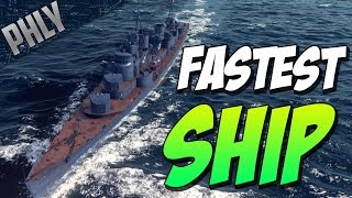 Khabarovsk Russia  city photos gallery : World Of Warships- NEW RUSSIAN Tier 10 DESTROYER - KHABAROVSK Gameplay