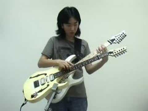 「【神業】【スゴすぎ】ギター2本でマリオの曲を弾くヒト」のイメージ