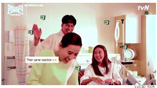 Video Kim Namgil and Kim Ahjoong cute moments 2017 MP3, 3GP, MP4, WEBM, AVI, FLV Desember 2018