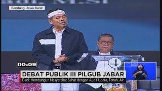 Video Debat Final Pilgub Jabar Segmen 2: Pendidikan & Kesehatan MP3, 3GP, MP4, WEBM, AVI, FLV Oktober 2018