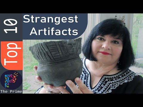 Top 10 Strangest Archaeological Discoveries Ever | Strangest artifacts ever found | 2020 | Latest