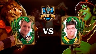 SuperJJ vs Ostkaka, game 1