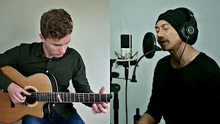 Indonesian artist ANJI & Mattias Krantz Collaboration - Bidadari Tak Bersayap - Fingerstyle
