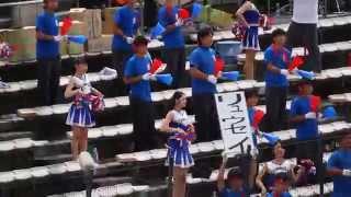下関国際応援団【タッチ】(2015年7月25日)