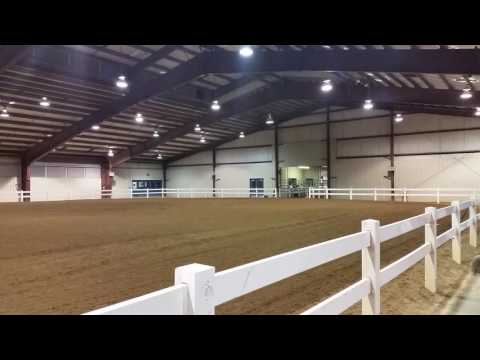 Fast French Fame at Roanoke Valley Horse Show