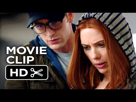 Captain America: The Winter Soldier Clip 'Hacking'