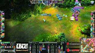 (HD195) LDLC Nashor's Trophy - MyRevenge vs GSu Gaming Game 2 - League Of Legends Replay [FR]