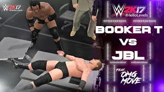 Playing As BOOKER T vs JBL In WWE 2K17 I'll Be Playing More Of WWE 2K17 On This Channel. If That Sounds Good To You,...