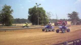 10. me on my stock yfz 450 against another yfz 450 (bill balance edition) at busco..
