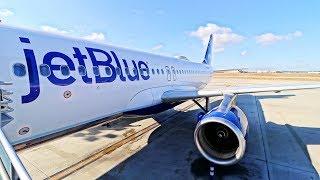 JETBLUE A320 + A321 Economy Class Review   San Francisco - Long Beach - Portland   Economy Week