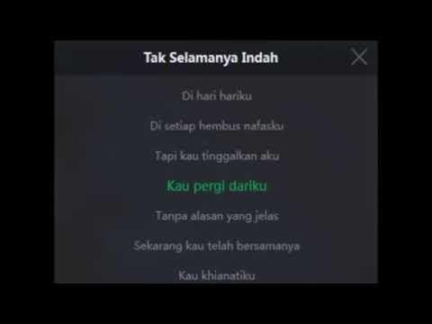 Video Mario G klau - Tak Selamanya Indah Lirik download in MP3, 3GP, MP4, WEBM, AVI, FLV January 2017