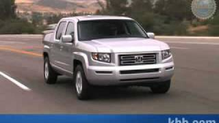 Honda Ridgeline Video Review - Kelley Blue Book