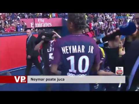 Neymar poate juca