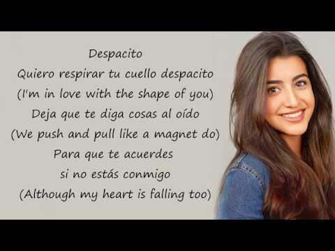 Luciana Zogbi - Despacito / Lyrics (Luis Fonsi Ft. Justin Bieber)