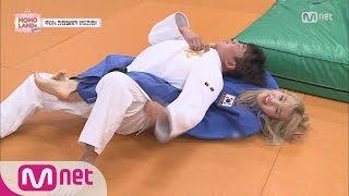[Finding MOMO LAND] Joo E's Play a Round?! Judo Match! 20160819 EP.05