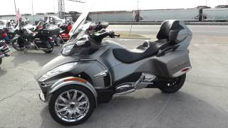 3. 002366 - 2014 Can Am Spyder RT - Limited SE6 - Used motorcycle for sale