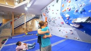 Fighting Alongside David, A Classic Bouldering Session! by Eric Karlsson Bouldering