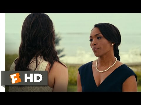 Jumping the Broom #1 Movie CLIP - What's His Family Like? (2011) HD