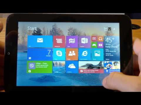 Winbook TW700 Budget Windows Tablet Unboxing