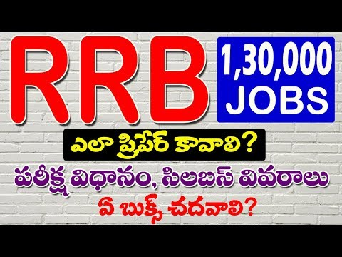 How To Prepare For Rrb Ntpc? | Books, Syllabus, Exam Pattern | Hareesh Academy