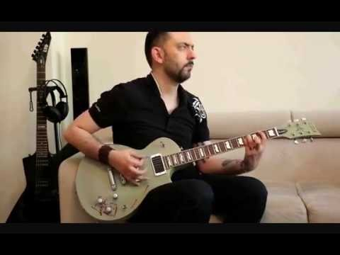MASTER OF PUPPETS COVER BY ROUZBEH