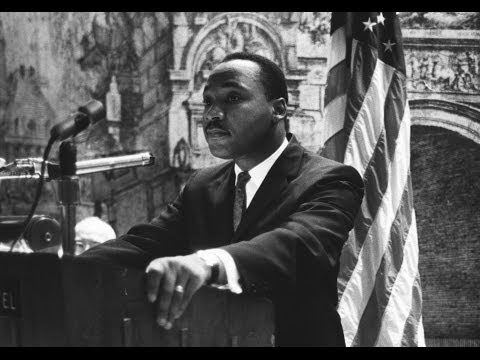 Martin Luther King, Jr. Lost Recording Found