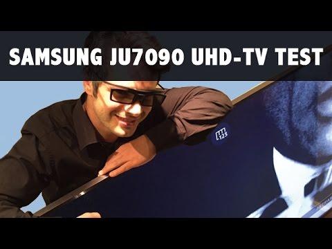 Samsung JU 7090 7590 Test und Vorstellung