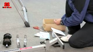 Как собрать инверсионный стол
