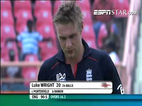 England Vs Ireland T20 Highlights